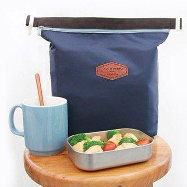 Сумка-термос для обедов Iconic Lunch Pouch синяя