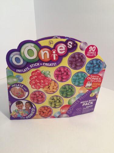 Дополнительный набор шариков Oonies 90 штук