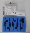 Комплект сверла-зенковки и пробочного сверла d 3/3,5/4/5 мм WPW PL40005