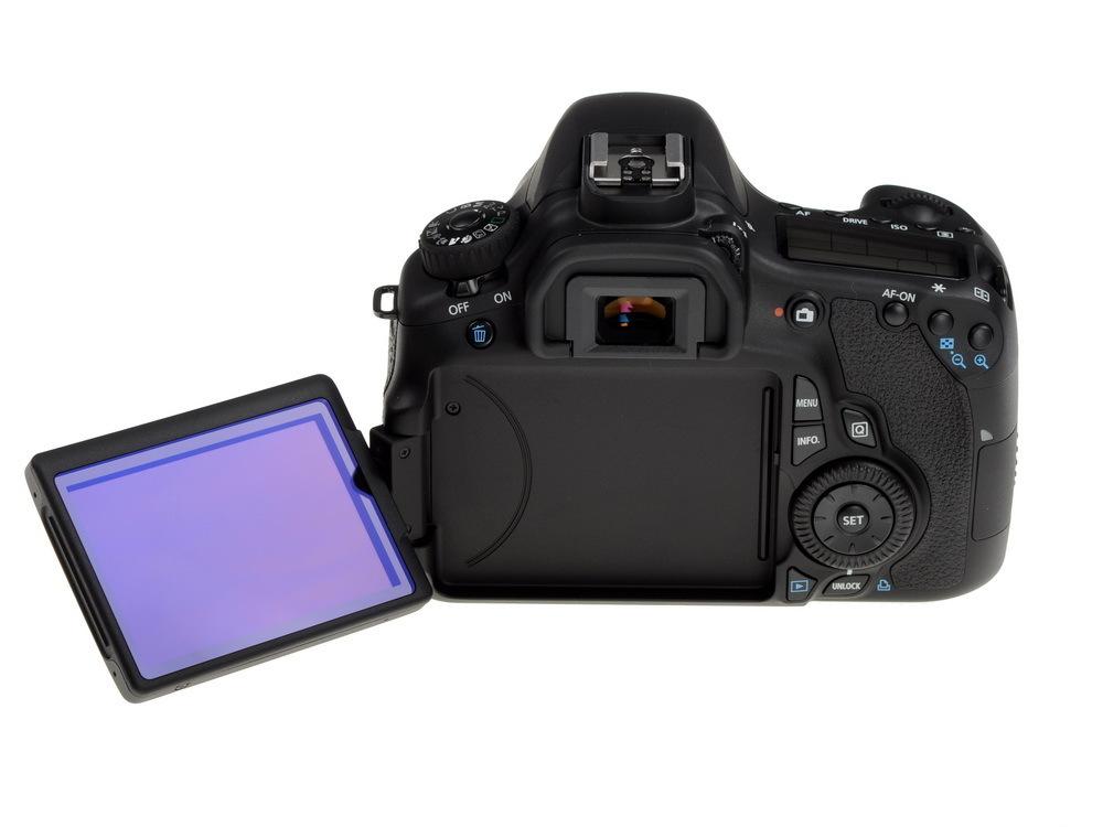 Canon EOS 60D kit 18-55 III