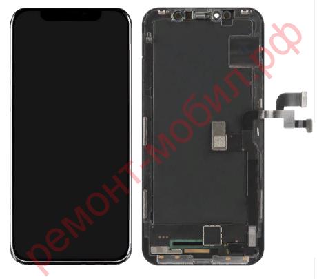 Дисплей для iPhone X ( A1865 / A1901 / A1902 ) в сборе с тачскрином