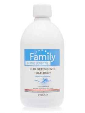 Effegilab Olio Detergente Totalbody Очищающее масло для всего тела