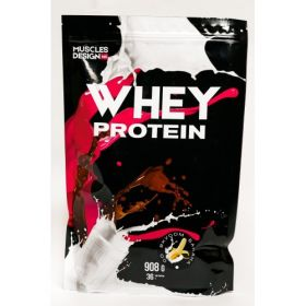 Whey Protein от Muscles DesignLab, 908 гр