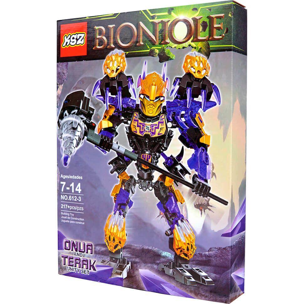 Набор Бионикл Онуа и Терак