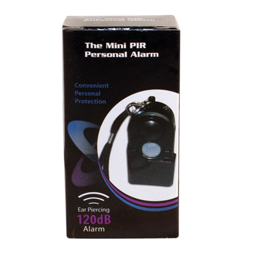 Брелок-сигнализация 3 в 1 The Mini Pir Personal Alarm