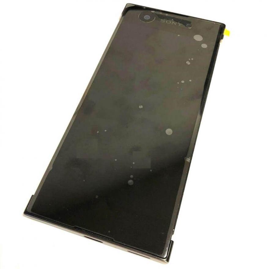 Дисплей в сборе с сенсорным стеклом и рамкой для Sony Xperia XA1 (Original)