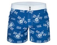 3840  Bee Bee Bondi Beach shorts [eng]