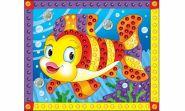 "Мозаика из пайеток ""Рыбка"", А4 (арт. М-4351)"