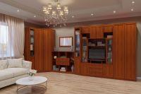 Модульная гостиная Гарун вариант 11