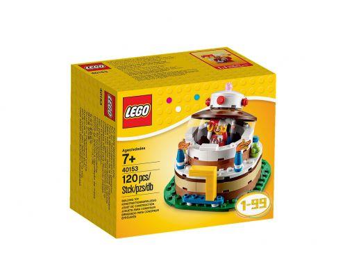 Именинный пирог. Конструктор ЛЕГО 40153