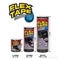 Сверхсильная клейкая лента Flex Tape (25х30 см)