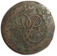 2 копейки 1758 года # 1