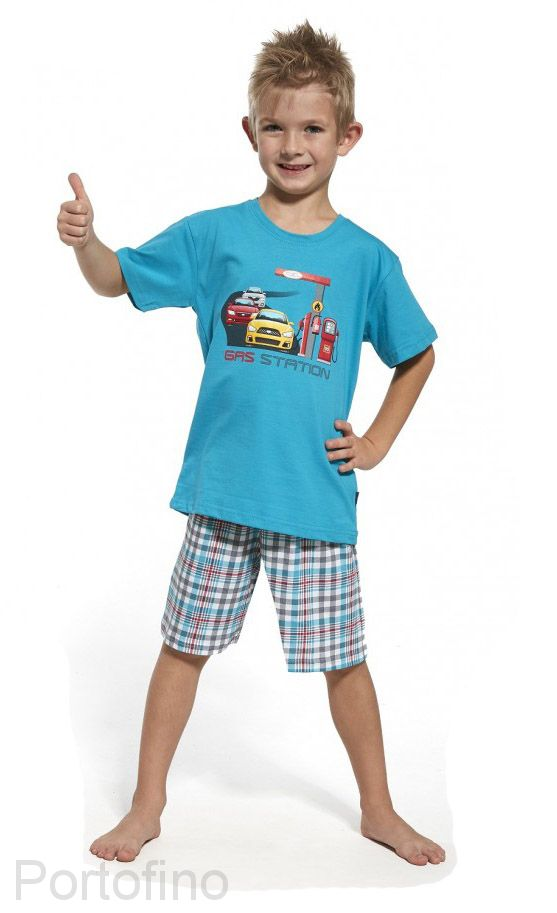 789-59 Пижама для мальчиков Cornette
