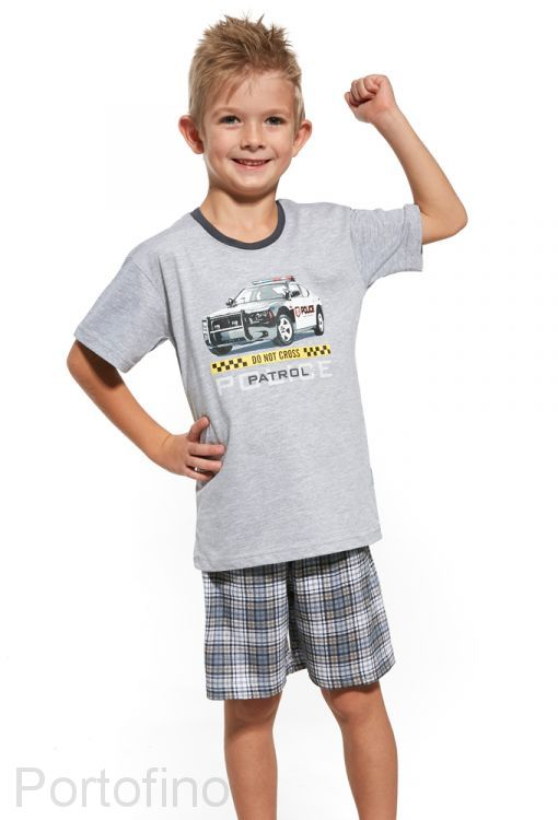 789-60 Пижама для мальчиков Cornette