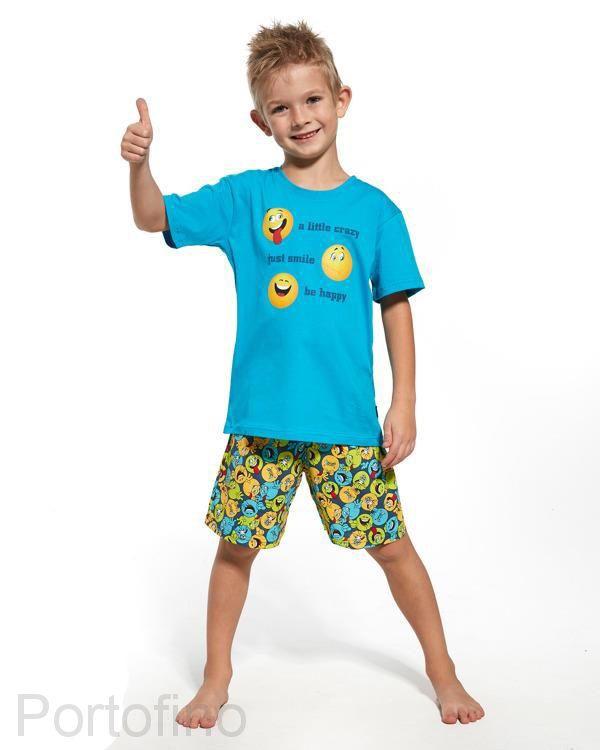 789-63 Пижама для мальчиков Cornette