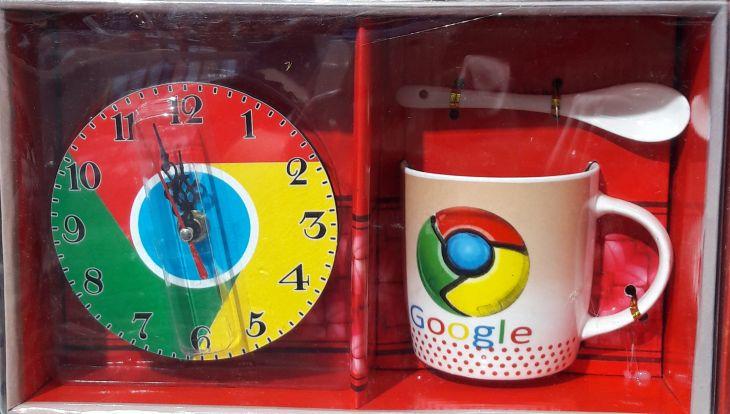 Подарочный набор Google