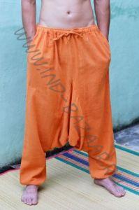 (NEW!) Яркие штаны афгани из органического хлопка