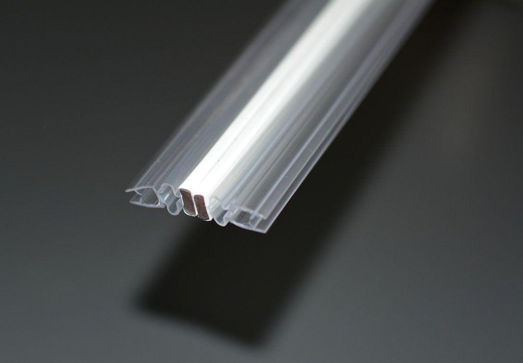 Магнитная лента силикон 1796мм, комплект для стекла 4,5-5мм