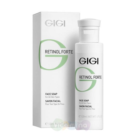 GiGi Мыло жидкое Retinol Forte Face Soap