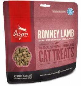 Лакомство для кошек Orijen Romney Lamb Cat treats 35г