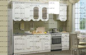 Кухня Лиза, с узором, 2000
