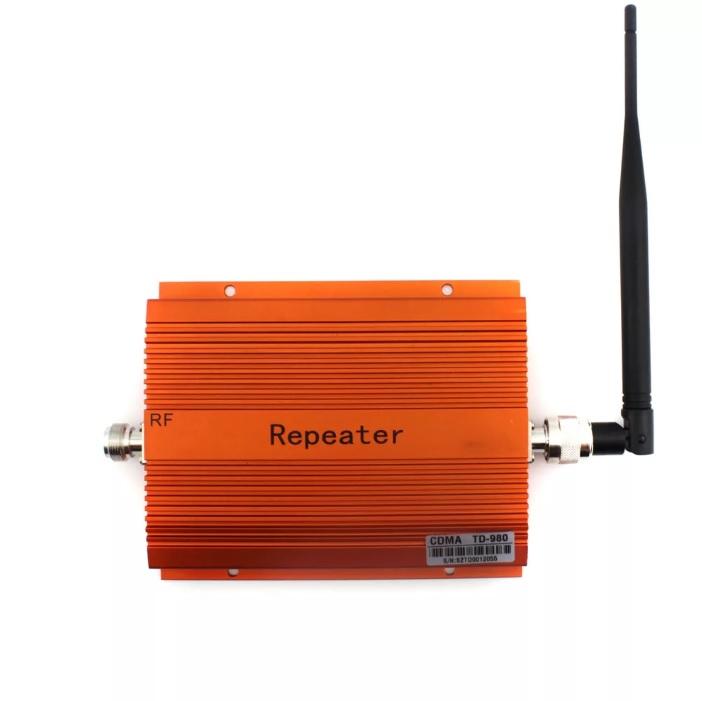 Усилитель сигнала GSM Repeater TD-980 (500 м2) - без внешней антенны и кабеля