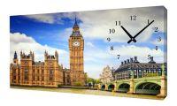 Часы на холсте MDW03