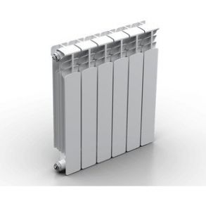 Радиатор STOUT Space 500 4 секции