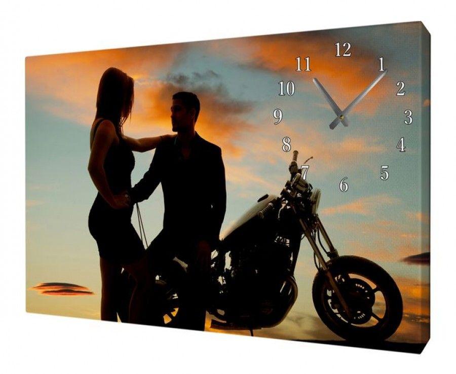 Часы на холсте MWC-60
