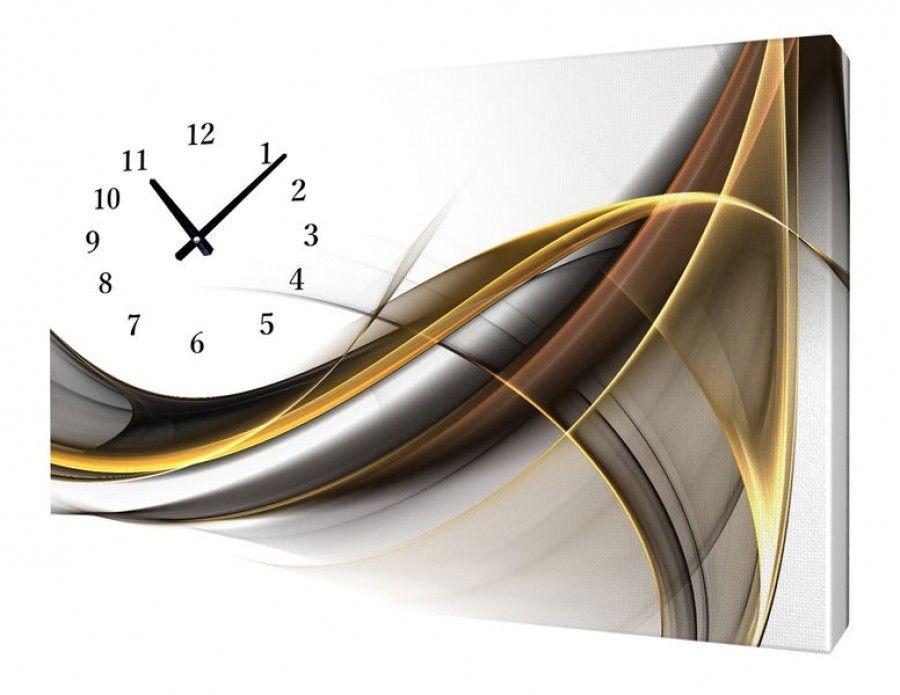 Часы на холсте MWC-68