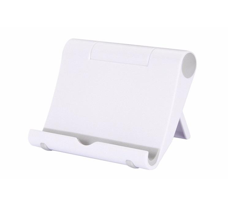 Пластиковый Держатель Для Смартфона И Планшета, Цвет Белый