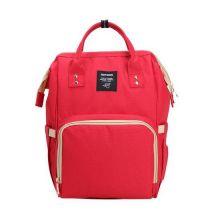 Сумка-рюкзак для мамы Mummy Bag, Красный