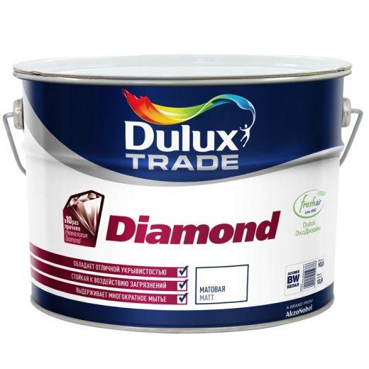 Dulux Diamond Matt Мат матовая краска износостойкая для стен и потолков