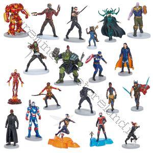 Игровой набор герои вселенной Марвела
