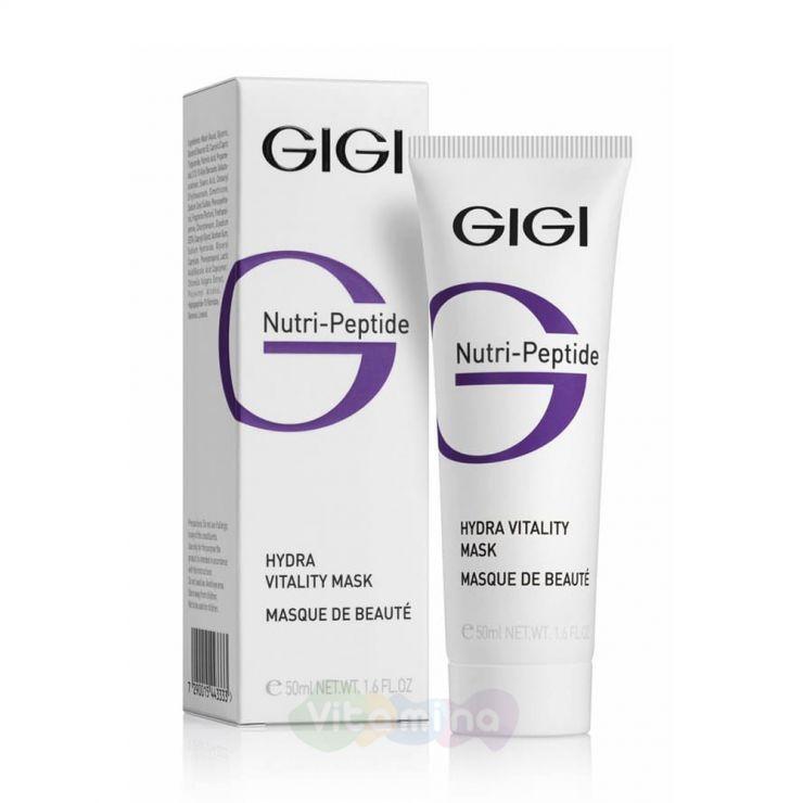 GiGi Увлажняющая маска красоты Nutri Peptide Hydra Vitality Mask