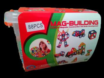 Mag-building 88 деталей