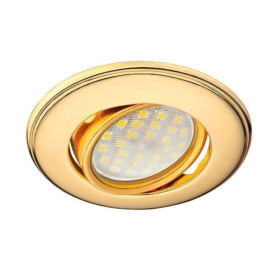 Встраиваемый светильник Ecola FG1601EFS