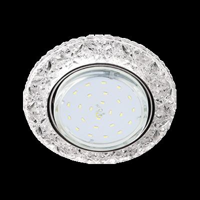 Встраиваемый светильник Ecola FT53CBEFB