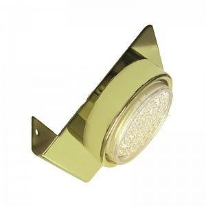 Настенный угловой светильник Ecola GX53-N82 FG5382ECB