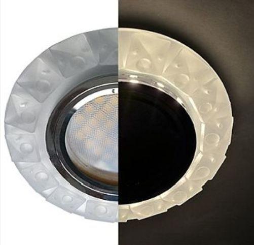 Встраиваемый светильник Ecola SN16RGEFB