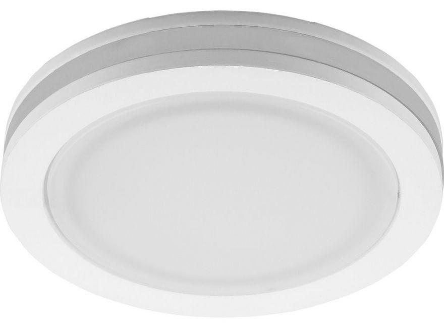 Встраиваемый светильник Feron AL600 7W белый