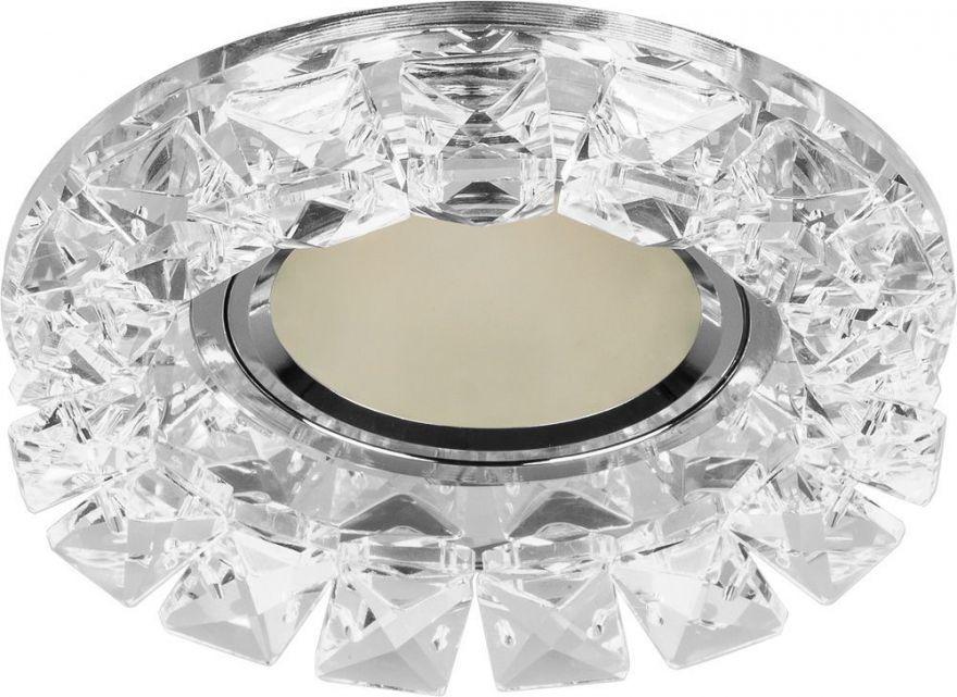Встраиваемый светильник Feron CD2929  прозрачный