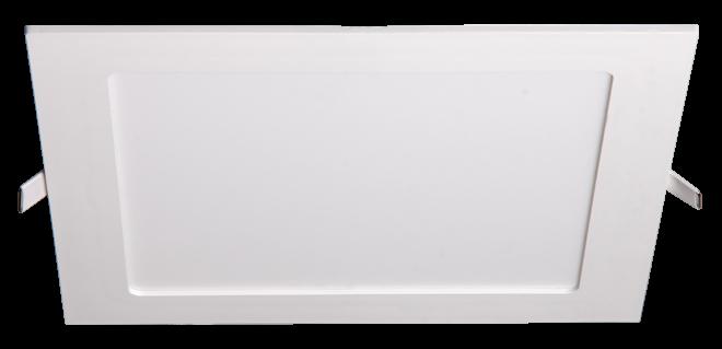 Встраиваемый светильник Jazzway PPL-S  9W 6500K