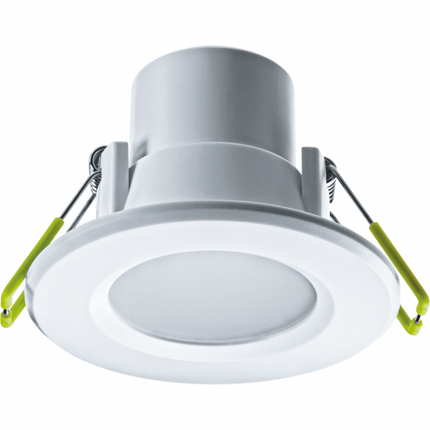 Встраиваемый светильник Navigator NDL-P1-10W-840-WH-LED 94836