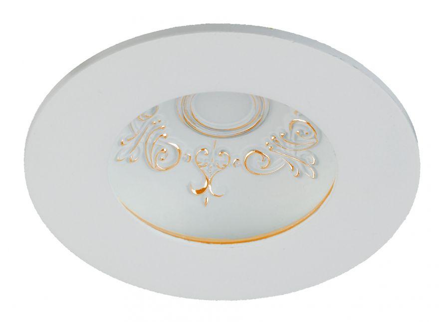 Встраиваемый светильник ЭРА DK LED 11-10 GD