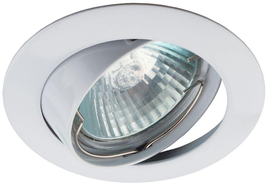 Встраиваемый светильник ЭРА KL1A WH