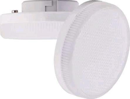Светодиодная лампа Ecola GX53 св/д 6W 4200K 4K 27x75 матов. Light T5MV60ELC
