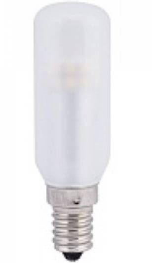 Светодиодная лампа Ecola T25 3W E14 2700K 2K 60x22 (для холодил.,шв.машин) B4UW30ELC