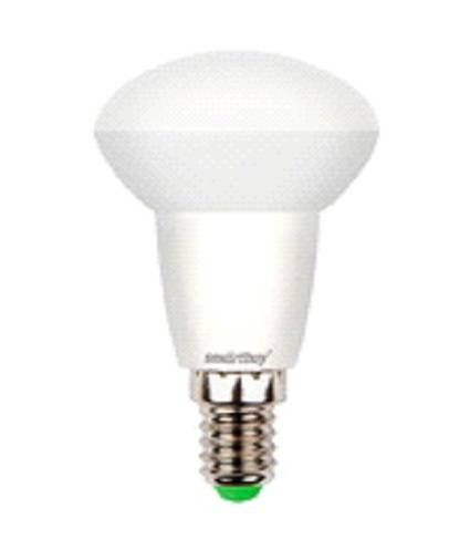 Светодиодная лампа Smartbuy R50 E14 6W(500lm) 4000K 4K матовая пластик SBL-R50-06-40K-E14-A