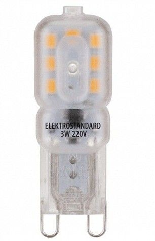 Светодиодная лампа ES G9 3W 4200 4K a035767